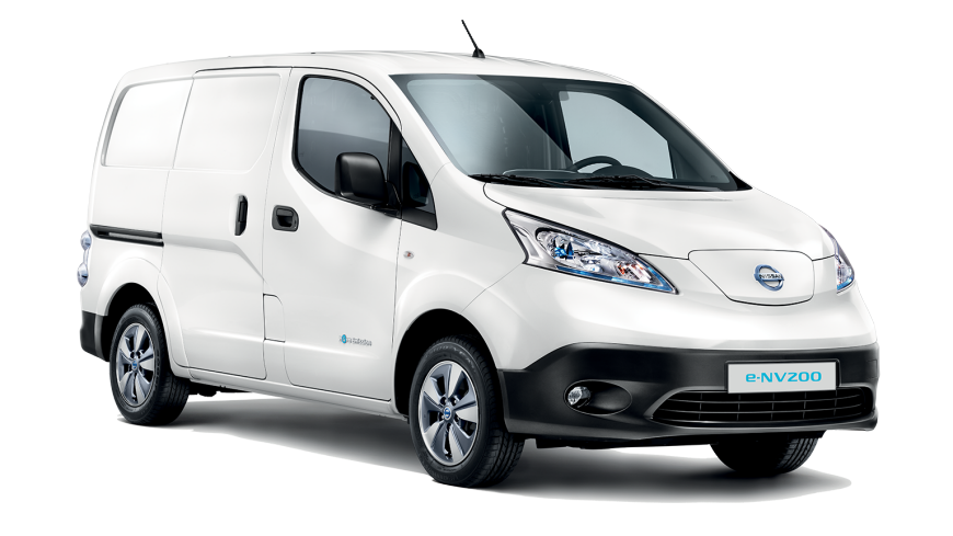 watch 85ac7 4ded3 Nissan e-NV200 Visia - 34 front view
